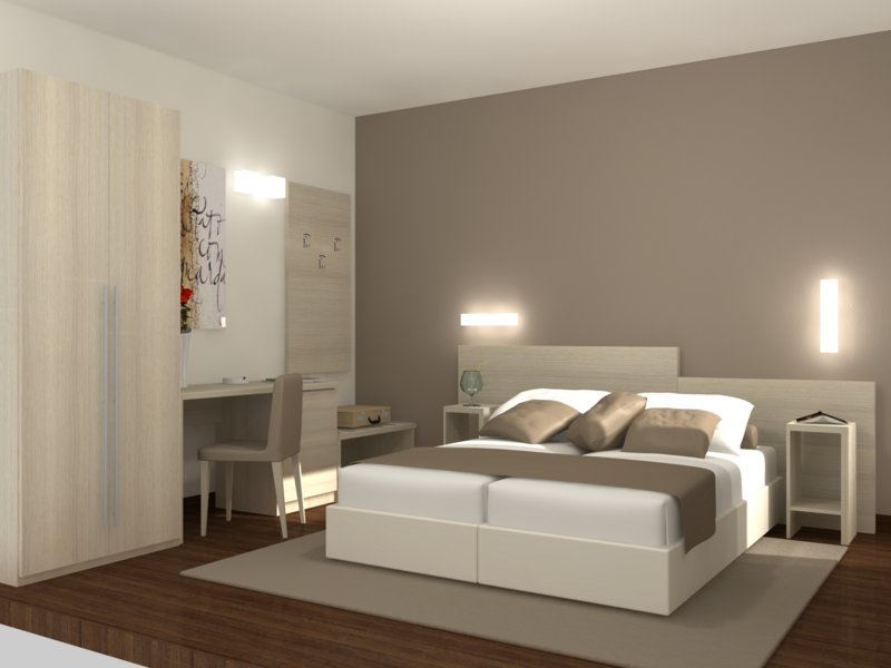 Arredamento per hotel camere ristoranti hall e for Arredamento camere hotel prezzi